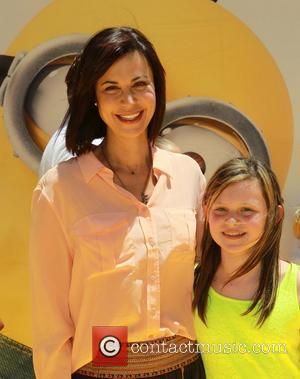 Catherine Bell and Gemma Beason