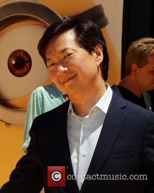 Ken Jeong - Premiere of Universal Pictures' 'Despicable Me 2' at the Gibson Amphitheatre - Universal City, California, United States...