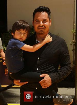 Michael Pena and Roman Peña - Premiere of Universal Pictures' 'Despicable Me 2' at the Gibson Amphitheatre - Universal City,...