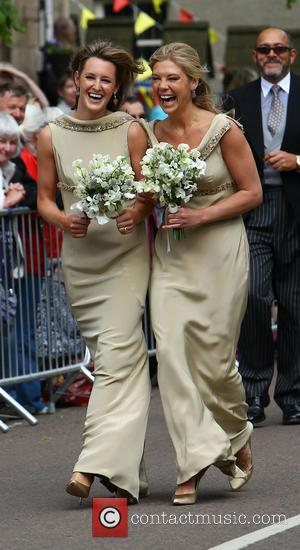 Chelsy Davy and Lady Catherine Valentine