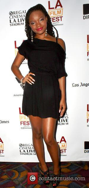 Jaida Iman Benjamin - The world premiere of 'Life Of A King' - Arrivals - Los Angeles, California, United States...