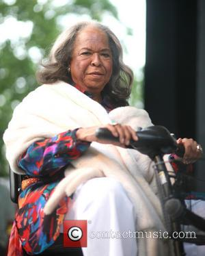 Della Reese - Make a Joyful Noise: A Tribute to Mahalia Jackson at the Central Park SummerStage - New York...