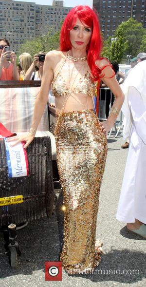 Queen Mermaid Carole Radziwill