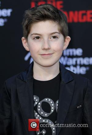 Mason Cook - The World Premiere of Disney/Jerry Bruckheimer Films' 'The Lone Ranger' at Disney California Adventure Park - Arrivals...