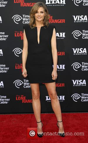 Stana Katic - The World Premiere of Disney/Jerry Bruckheimer Films' 'The Lone Ranger' at Disney California Adventure Park - Arrivals...