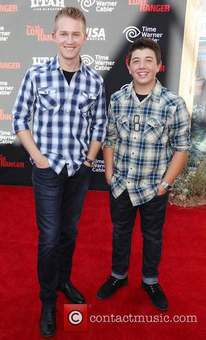 Jason Dolley and Bradley Steven Perry