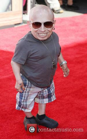Verne Troyer - The World Premiere of Disney/Jerry Bruckheimer Films' 'The Lone Ranger' at Disney California Adventure Park - Arrivals...