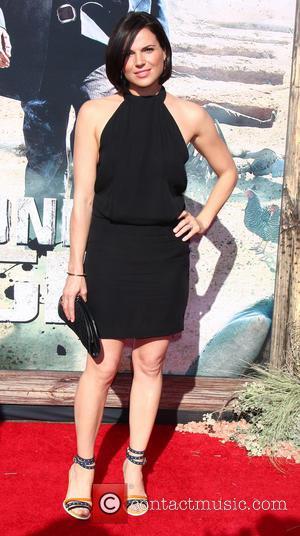 Lana Parrilla - The World Premiere of Disney/Jerry Bruckheimer Films' 'The Lone Ranger' at Disney California Adventure Park - Arrivals...