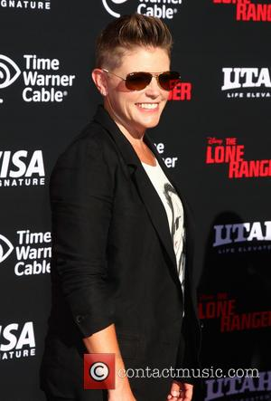 Natalie Maines - The World Premiere of Disney/Jerry Bruckheimer Films' 'The Lone Ranger' at Disney California Adventure Park - Arrivals...