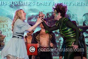 Cast of Peter Pan - The cast from