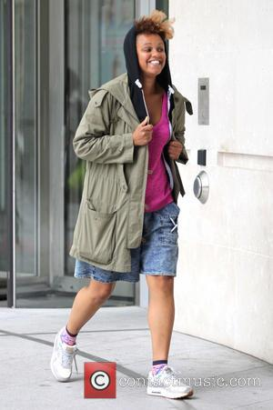 Gemma Cairney - Celebrities outside the BBC studios - London, United Kingdom - Sunday 23rd June 2013