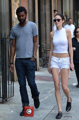 Nicole Trunfio and Gary Clark Jr