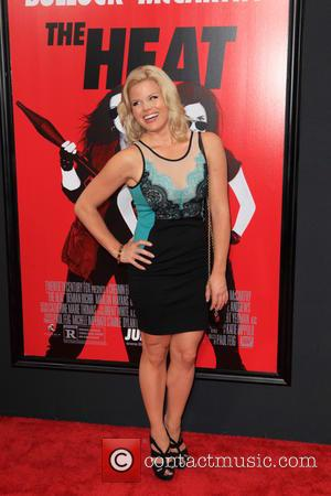 Megan Hilty - New York Premiere of