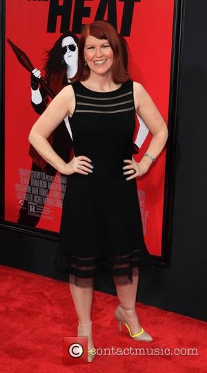 Kate Flannery - New York Premiere of