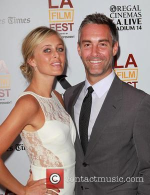 Jay Harrington and Monica Richards