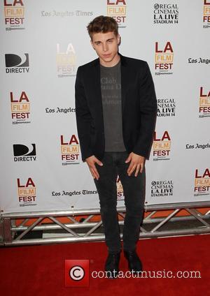 Nolan Funk - 2013 Los Angeles Film Festival -