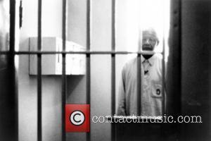 Nelson Mandela - Shown: Nelson Mandela visiting his former cell on Robben Island - Monday 24th June 2013