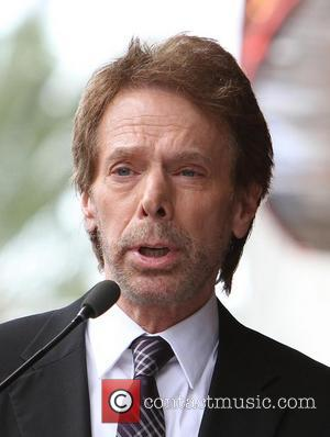 Jerry Bruckheimer - Jerry Bruckheimer Honored On The Hollywood Walk Of Fame - Hollywood, California, United States - Monday 24th...