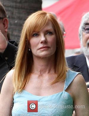 Marg Helgenberger - Jerry Bruckheimer Honored On The Hollywood Walk Of Fame - Hollywood, California, United States - Monday 24th...