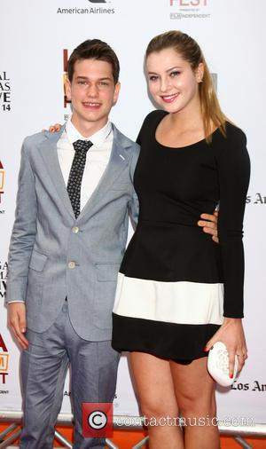 Liam James and Zoe Levin