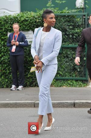 Denise Lewis - Wimbledon Tennis Championship 2013 - Day 1 - Celebrity Sightings - London, United Kingdom - Monday 24th...