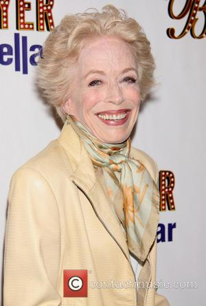 Holland Taylor - 'Buyer and Cellar' opening night at the Barrow Street Theatre - Arrivals - New York, United States...