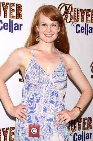 Kate Baldwin - 'Buyer and Cellar' opening night at the Barrow Street Theatre - Arrivals - New York, United States...
