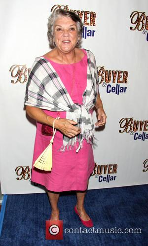 Tyne Daly - 'Buyer and Cellar' opening night at the Barrow Street Theatre - Arrivals - New York, United States...