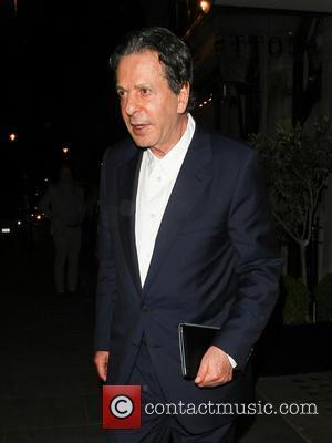 Charles Saatchi - Charles Saatchi leaving the Scott's restaurant alone - London, United Kingdom - Monday 24th June 2013