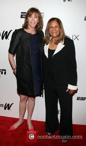 Jane Rosenthal and Vivian Stringer