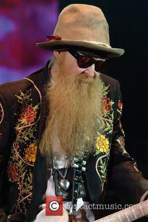Billy Gibbons - ZZ TOP performing live in concert at the Hammersmith Apollo - London, United Kingdom - Monday 24th...