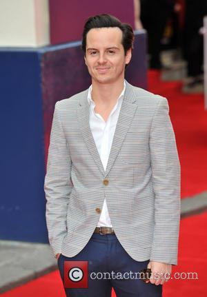 Andrew Scott - Charlie and the Chocolate Factory - press night held at the Theatre Royal - Arrivals. - London,...