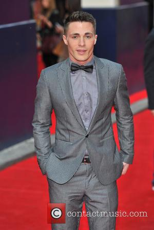 Colton Haynes - Charlie and the Chocolate Factory - press night held at the Theatre Royal - Arrivals. - London,...