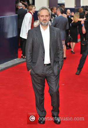 Sam Mendes - Charlie and the Chocolate Factory - press night held at the Theatre Royal - Arrivals. - London,...
