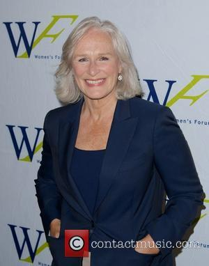 Glenn Close - The Women's Forum of New York presents the 3rd Annual Elly Awards Luncheon - New York City,...