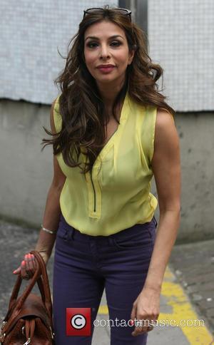 Shobna Gulati - Celebrities outside the ITV Studios - London, United Kingdom - Tuesday 25th June 2013