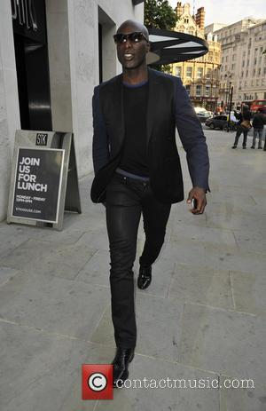 Ozwald Boateng - Launch party for Odabasj and Macdonald collection at the ME Hotel - London, United Kingdom - Tuesday...