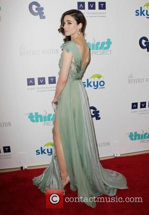 Crystal Reed - The 4th Annual Thirst Gala at The Beverly Hilton Hotel - Arrivals - Beverly Hills, California, United...