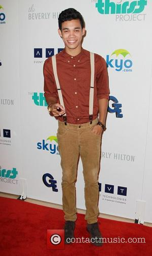 Roshon Fegan - The 4th Annual Thirst Gala at The Beverly Hilton Hotel - Arrivals - Beverly Hills, California, United...