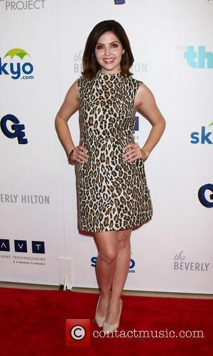 Jen Lilley - The 4th Annual Thirst Gala at The Beverly Hilton Hotel - Arrivals - Beverly Hills, California, United...