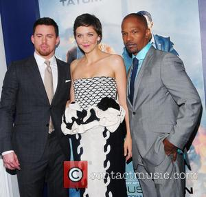 White House - New York premiere of  'White House...