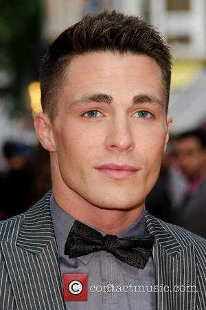 Colton Haynes - Charlie and the Chocolate Factory Press night at Theatre Royal - London, United Kingdom - Wednesday 26th...