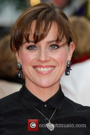 Jill Halfpenny - Charlie and the Chocolate Factory Press night at Theatre Royal - London, United Kingdom - Wednesday 26th...