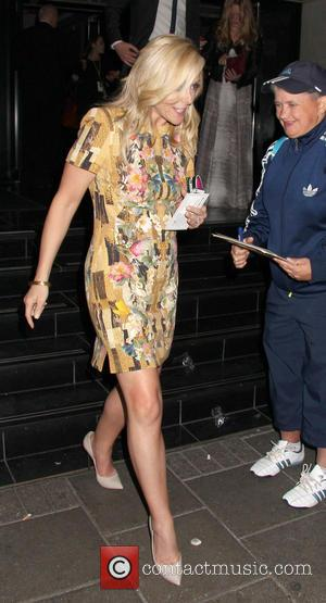 Jane Krakowski - Charlie and the Chocolate Factory -  After Party held at Great Connaught Rooms - London, West,...