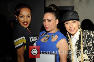 Karis Anderson, Courtney Rumbold and Stooshe