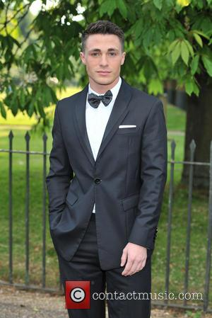 Colton Haynes - The Serpentine Gallery summer party held at Kensington Gardens - Arrivals - London, United Kingdom - Wednesday...