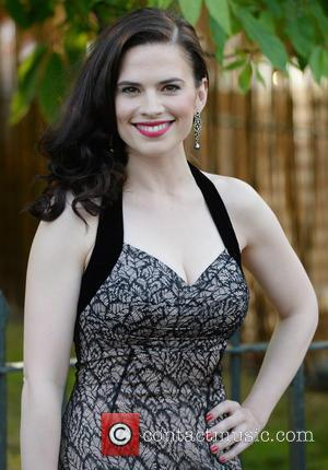 Hayley Atwell - The Serpentine Gallery Summer Party held at Kensington Gardens - Arrivals - London, United Kingdom - Wednesday...