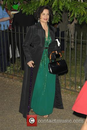 Bianca Jagger - The Serpentine Gallery Summer Party held at Kensington Gardens - Arrivals - London, United Kingdom - Wednesday...