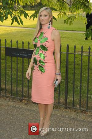 Caprice - The Serpentine Gallery Summer Party held at Kensington Gardens - Arrivals - London, United Kingdom - Wednesday 26th...