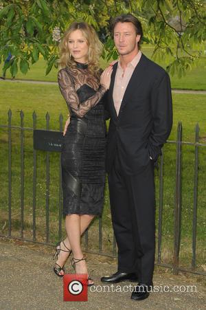 Eva Herzigova - The Serpentine Gallery Summer Party held at Kensington Gardens - Arrivals - London, United Kingdom - Wednesday...